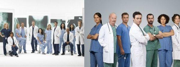 CNBC-e'deki bütün doktor-hastane temalı dizileri bulun. Her birinden iki-üç karakter, birkaç bölüm alın, karıştırın; kulak memesi kıvamına gelene kadar yoğurun, karşınızda Doktorlar.