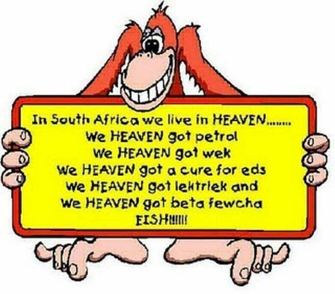 Nie Afr maar beslis van toepassing op Suid-Afrikaners