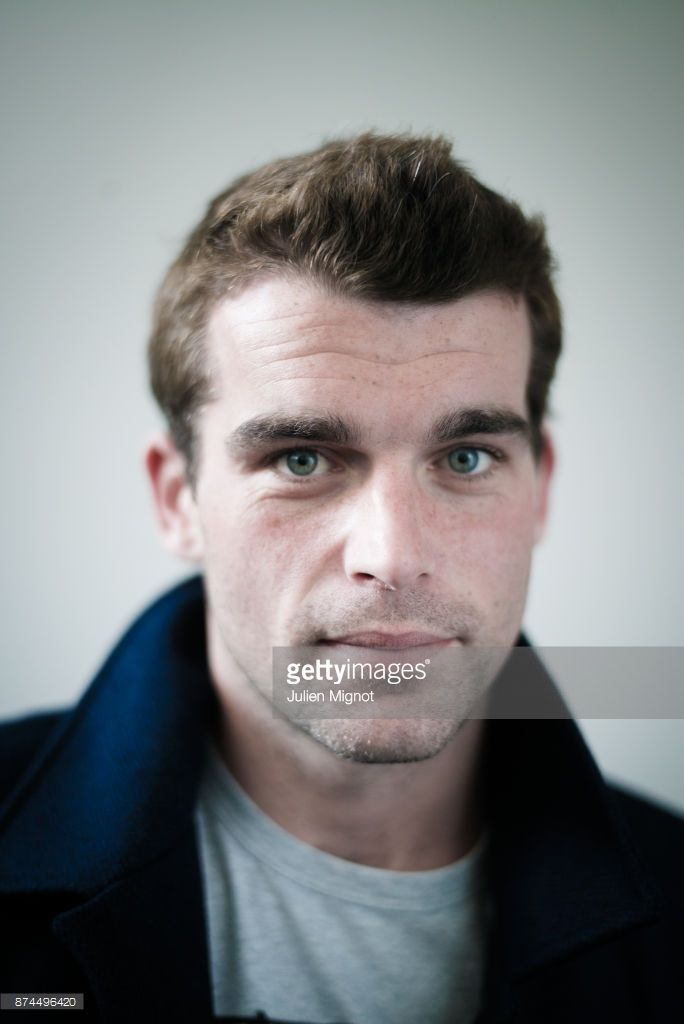 Actor Stanley Weber is photographed for Grazia Magazine on September, 2015 in Deauville, France.