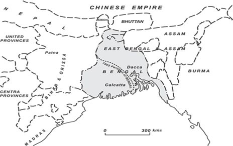 3.2. 1905 Partition of Bengala: http://www.newworldencyclopedia.org/entry/Partition_of_Bengal_(1905) http://bengalpartition.tripod.com/