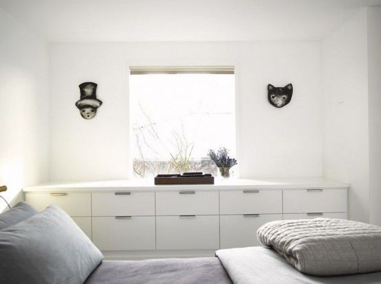 Coole Slaapkamer Ideeen : ... Slaapkamers op Pinterest - Slaapkamers ...