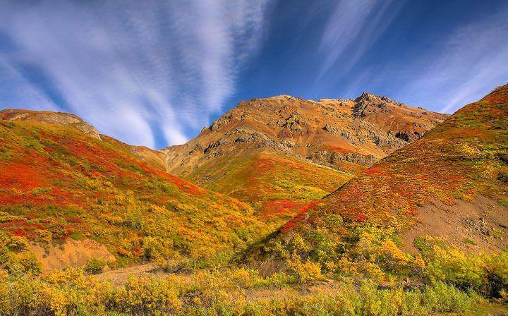 Autumn in Alaska  http://earth66.com/autumn/autumn-alaska/