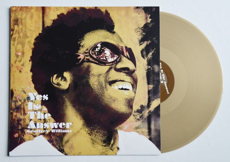 Buy this record: https://feedbands.com/vinyl/geoffrey-williams-yes-is-the-answer/