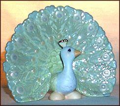 You Should Be As Proud As A Peacock - Congratulations  #733008  Tmk - EGG Value $30.00