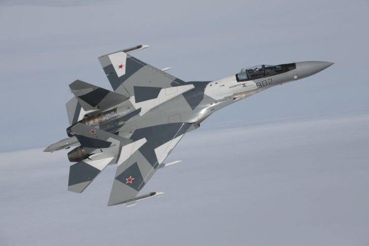 sukhoi wallpapers : Sukhoi Su 35 Jet Fighter