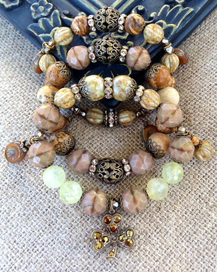 ~Harvest Stack~ www.etsy.com/shop/CountryChicCharms