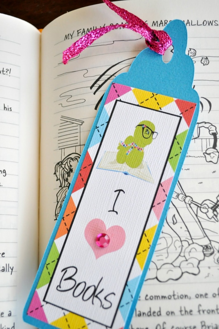 another pinner says book markers i create with worm graphic by intrigue design studio - Bookmark Design Ideas