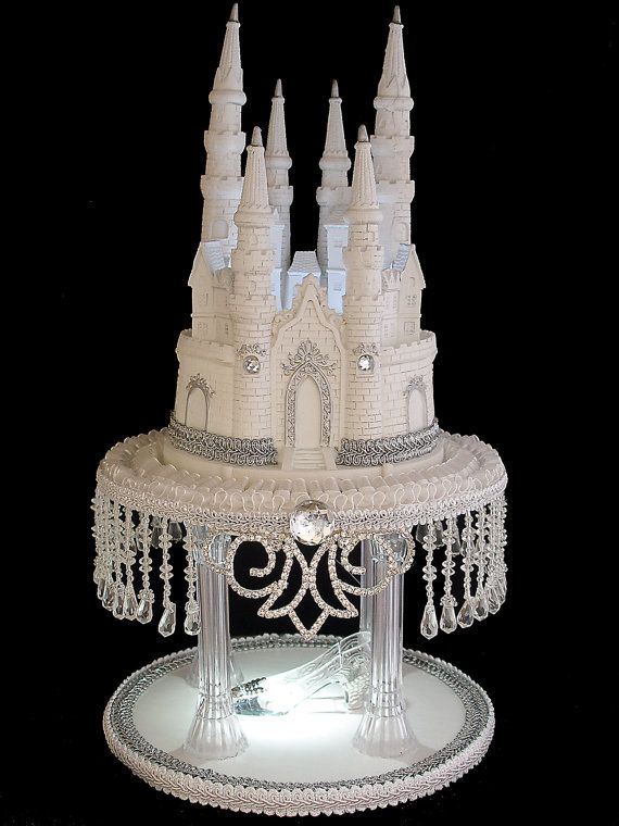 cinderella castle wedding cake toppers 7 best images about mkdw wedding cake ideas on 12854
