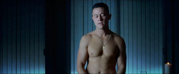 Joseph Gordon-Levitt Shirtless in Don Jon