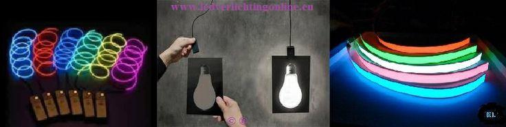 EL-Verlichting zo dun als papier - ledverlichting & ledlampen online kopen