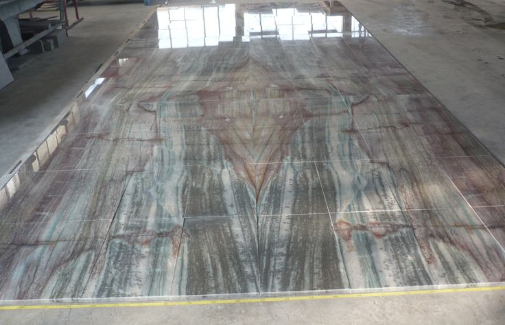 marble floor step 2