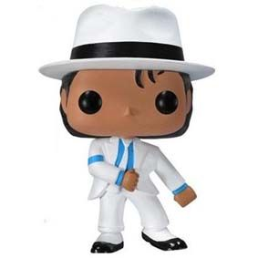 Funko Pop! Rocks vinyl Brasil comprar MJ Michael Jackson Smooth Criminal - Arte em Miniaturas