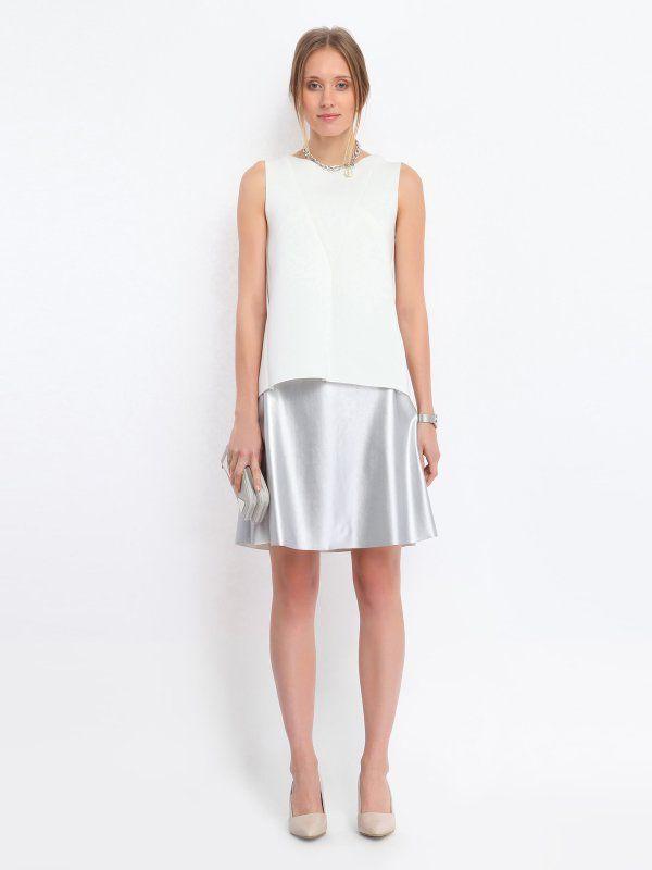#srebrna #spodnica #topsecret