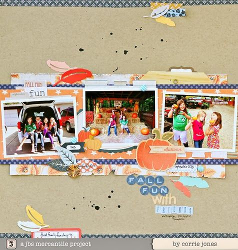 Fall Fun with Friends  |  October JBS Mercantile Gallery Updates!