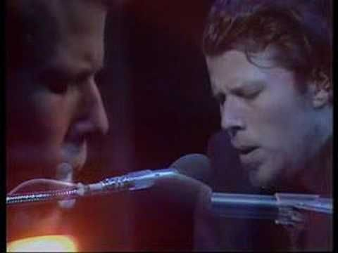 """Tom Waits wonderful version of """"Waltzing Matilda""""....so tired of all the soldiers....(me too)"""
