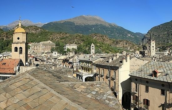 Susa, Val di Susa, Piedmont, Italy