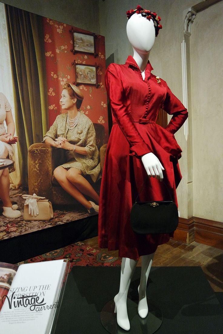 The Dressmaker costume exhibition marion boyce | Vintage Current
