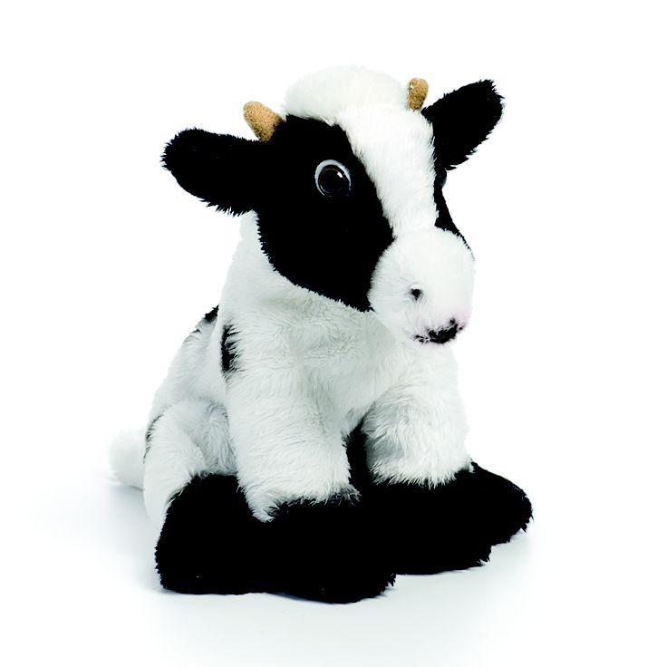 Cow Beanie Plush Toy