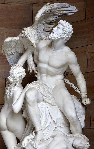 Roman Sculpture   Prometheus