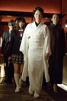 My favorite scene from Kill Bill v1 and my favorite characters.