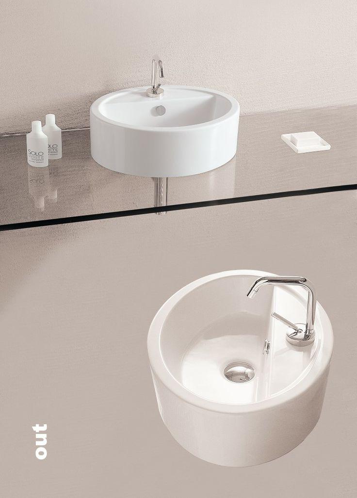 Small Washbasins : also