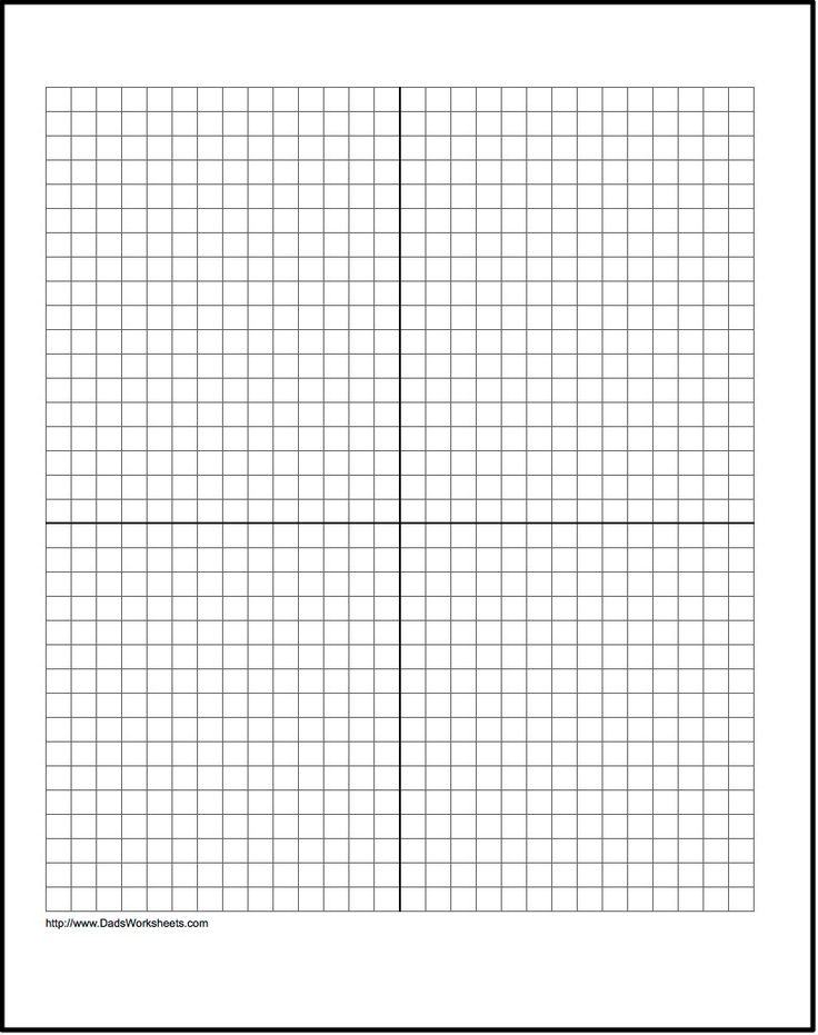 Our free printable graph paper contains both metric and customary dimensions in several sizes.