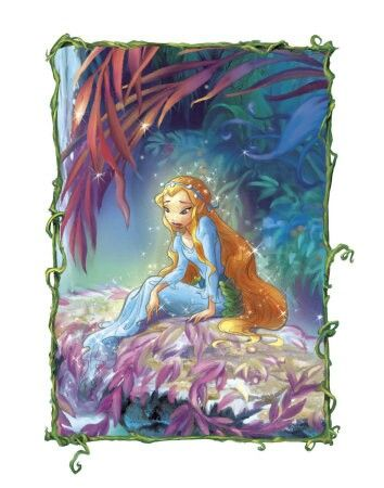 rani the fairy coloring pages - photo#36