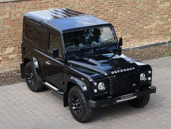 2016 (16) Land Rover Defender 90 Autobiography for sale | Black