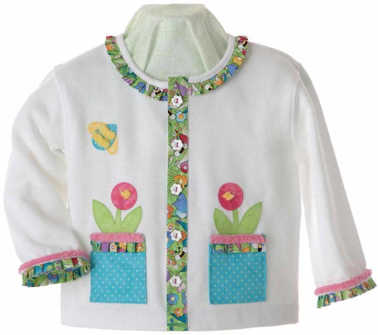 Sewing Sweatshirt Jackets | Toddler Jacket Made from a Sweatshirt | Sewing