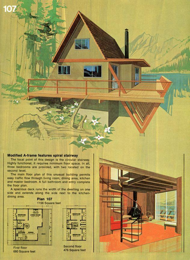 Vintage cabin design illustration The 15 best