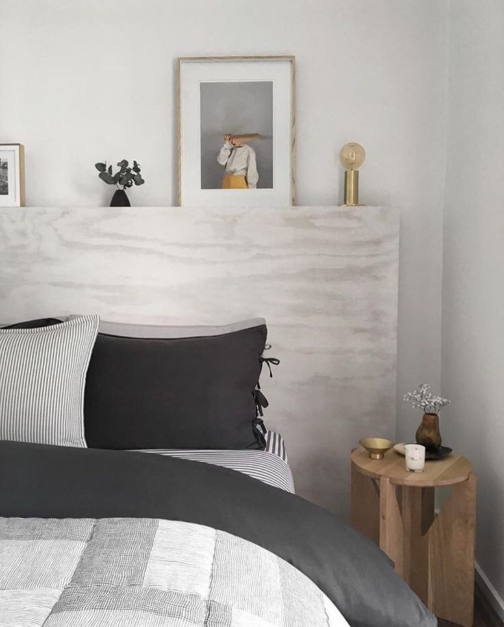 Today is a national holiday in Denmark called 'Great Prayer Day'. If you're lucky enough to have work off we hope that you are 100% relaxing  The cute bedstand is from Kristina Dam Studio get it at eniito.com  Photo by @acutabovetheretsy