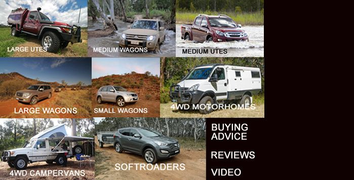 Outback Travel Australia - 4WD and Remote Travel Information