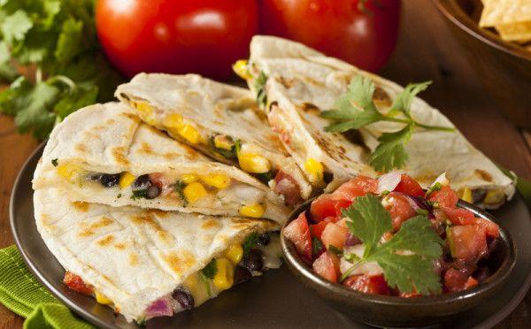 Mexican quesadillas  via MyFamily.kiwi