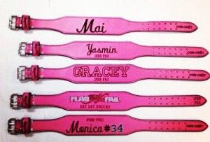 Womens Pink Weight Belt - Cardillo Weight Belts (Limited Edition Ships May 2014) I want!!!