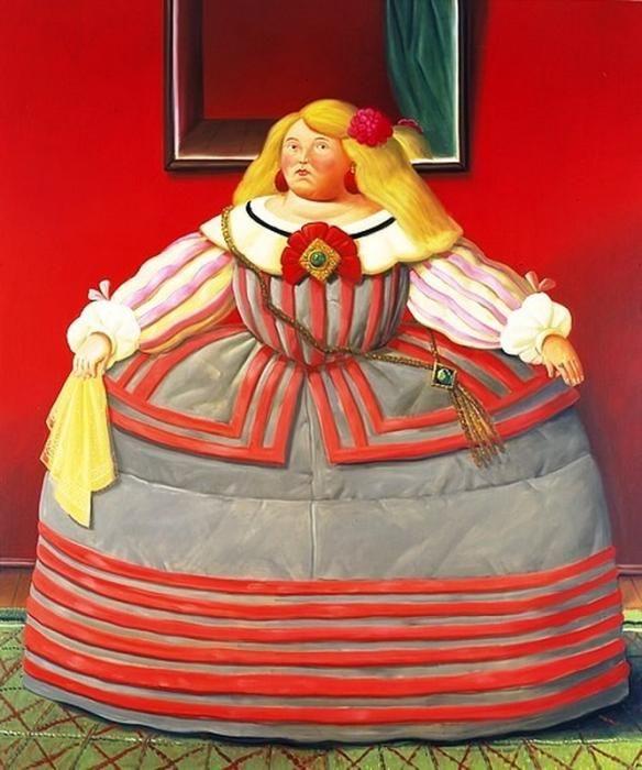Fernando Botero - Nedimeler
