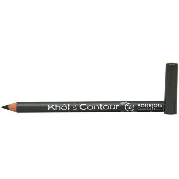 Bourjois Khol & Contour Eye Liner ($9.99) ❤ liked on Polyvore featuring beauty products, makeup, eye makeup, eyeliner, bourjois and bourjois eyeliner