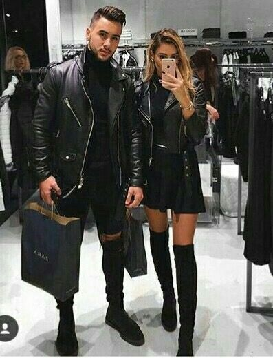 Pin by Jillian Keels on Fashion in 2019 | Couple outfits ...