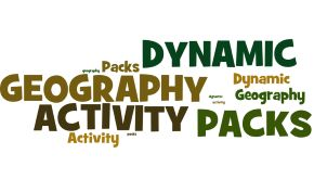 GCSE AQA Dynamic Geography Activity Packs (ZigZag Education)