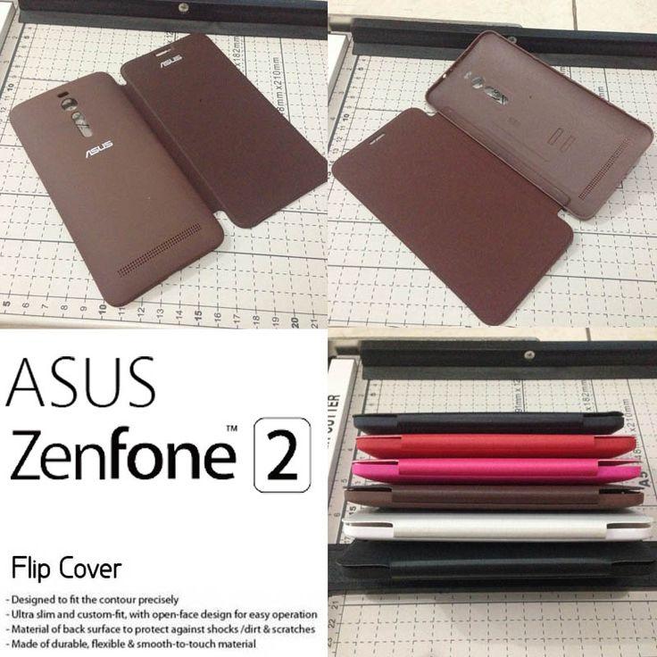 Flip Cover Case Asus Zenfone 2 ZE550ML