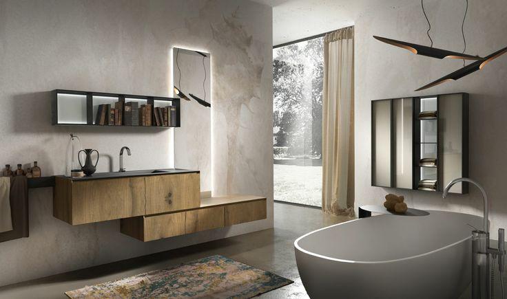 CHRONO Linee essenziali, dal gusto metropolitano tagliate a 45° http://www.edonedesign.it/prodotti/design-plus/chrono
