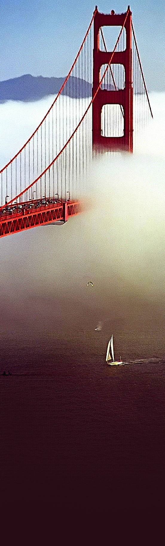 ღღ  ♥ San Francisco Golden Gate bridge