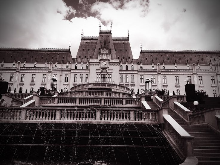 The town was paper, but the memories were not. Iasi