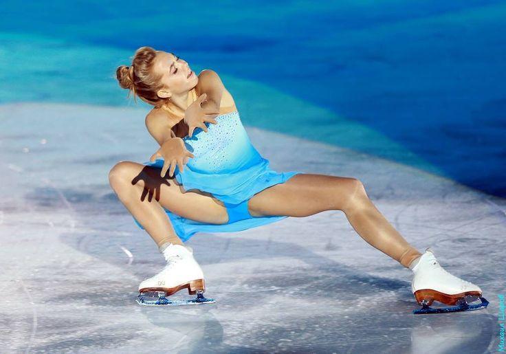 Ice skate bikini