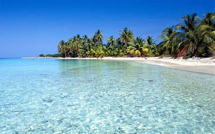 The Beaches of Ambergris Caye, Belize