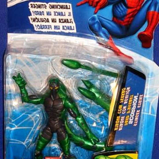 Marvel Toy Biz Tail Strike SCORPION Action Figure Spiderman Villan Series 2004. 12d 5h left (4/9, 22:59); From United States; Get fast shipping  excellent service. 1994 Toy Biz Spider-Man Animated Series Scorpion Figure MOC. SCORPION SPIDERMAN CLASSIC MARVEL LEGENDS PARKER FOE UNIVERSE. 1994 - Scorpion - Toy Biz - Marvel Comics - Spider-Man - The New. toy biz ICEMAN crystalline mutant armor 1996 marvel universe moc mip mib action figures. Ages 4+. This menacing villain figure comes with a…