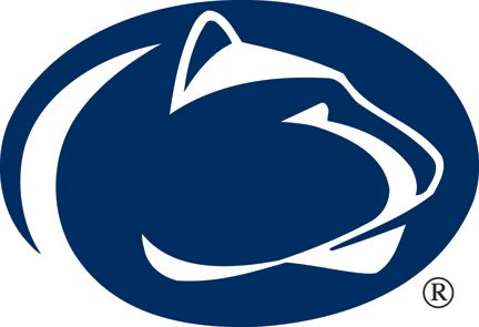 Have this logo as a sticker on my back windshield. I love Penn State