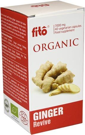 FITO Organic Ginger Capsules 40 Fito Organic Ginger Capsules 40: Express Chemist offer fast delivery and friendly, reliable service. Buy Fito Organic Ginger Capsules 40 online from Express Chemist today! (Barcode EAN=8934711014174) http://www.MightGet.com/january-2017-11/fito-organic-ginger-capsules-40.asp