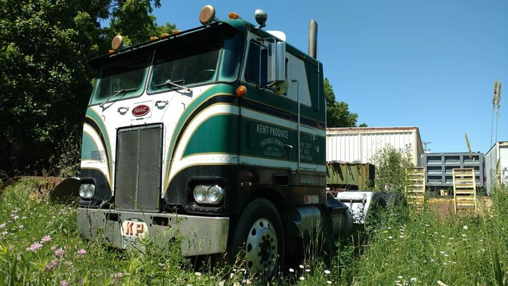 """Ace Auto Salvage >> 17+ best images about """"Salvage-Graveyard-Retired"""" Big Rigs on Pinterest 