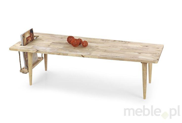 MADEIRA Ława drewniana, Halmar - Meble