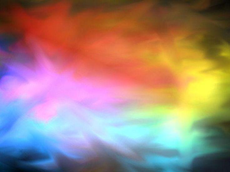 Colourful Music Rainbow Hue